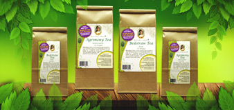 Herbal Teas - Maria Treben's
