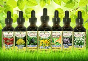 Herbal Extracts / Tinctures - Private Stock