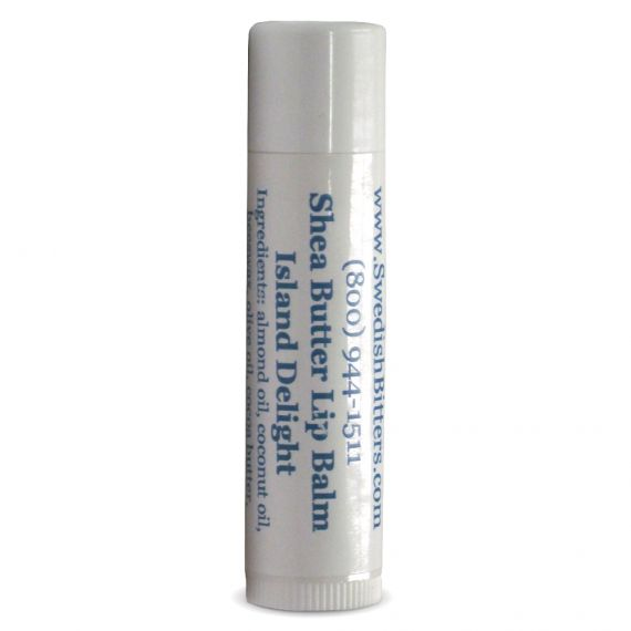 Natural Lip Balm (Island Delight)