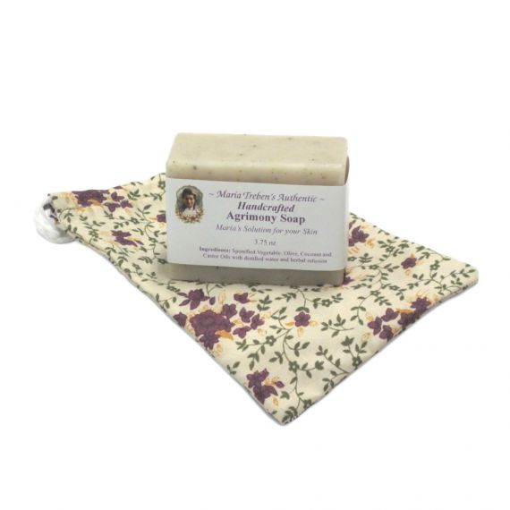 Agrimony Handcrafted Soap (3.75oz) - Maria Treben's Authentic™