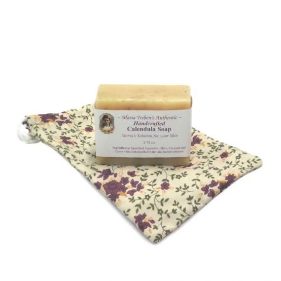 Calendula Handcrafted Soap (3.75oz) - Maria Treben's Authentic™