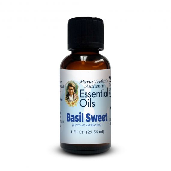 Basil (sweet) - 30 ml.
