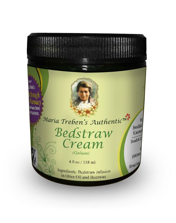 Bedstraw Cream (4oz/118ml) - Maria Treben's Authentic™
