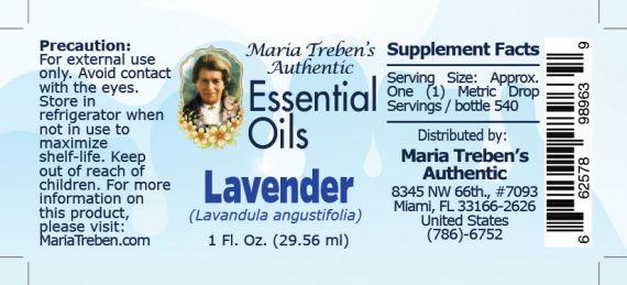 Lavender - 30 ml.