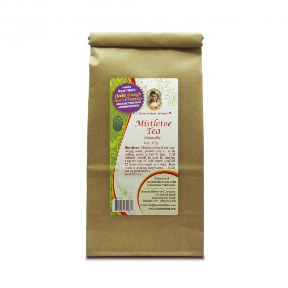 Mistletoe Tea (4oz/113g) - Maria Treben's Authentic™