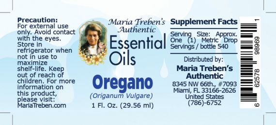 Oregano - 30 ml.