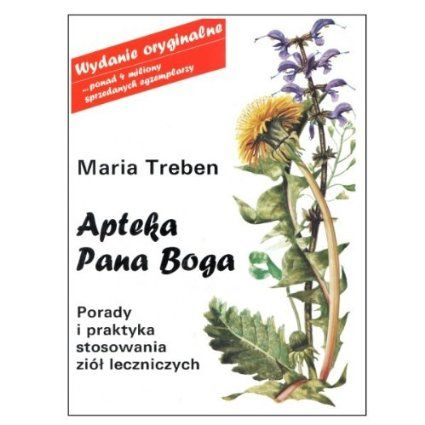 Health Through God`s Pharmacy (Polish Edition) 88 pages by Maria Treben