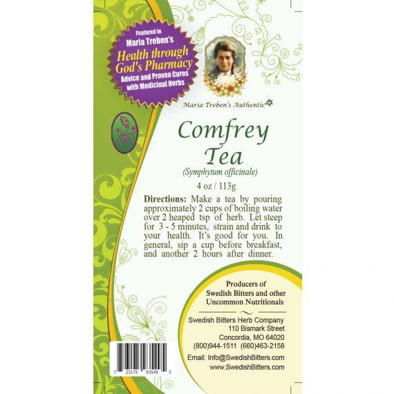 Comfrey Tea (4oz/113g) - Maria Treben's Authentic™