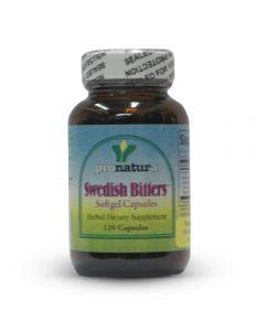 Swedish Bitters Capsules (120-Capsules)