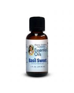 Basil (sweet) - 30 ml.