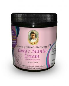 Lady's Mantle Cream (4oz/118ml) - Maria Treben's Authentic™