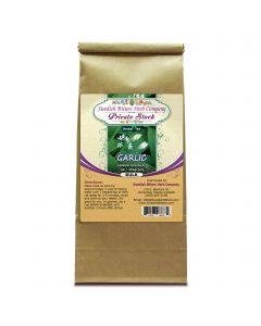 Garlic Bulb (Allium sativum) Herbal Tea (1lb/454g) BULK - Swedish Bitters Herb Company Private Stock