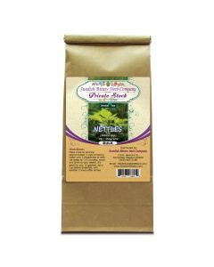 Nettles Leaf (Urtica Dioica) Herbal Tea (1lb/454g) BULK - Swedish Bitters Herb Company Private Stock