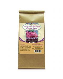 Pau D'Arco (Tabebuia impetiginosa) Herbal Tea (1lb/454g) BULK - Swedish Bitters Herb Company Private Stock