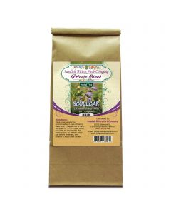 Scullcap (Scutellaria Lateriflora) Herbal Tea (1lb/454g) BULK - Swedish Bitters Herb Company Private Stock