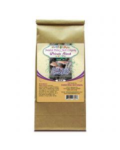 Siberian Ginseng (Eleutherococcus senticosus) Herbal Tea (1lb/454g) BULK - Swedish Bitters Herb Company Private Stock