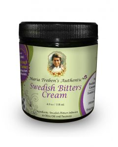 Swedish Bitters Cream (4oz/118ml) - Maria Treben's Authentic™