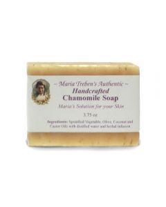 Chamomile Handcrafted Soap (3.75oz) - Maria Treben's Authentic™
