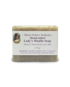 Lady's Mantle Handcrafted Soap (3.75oz) - Maria Treben's Authentic™