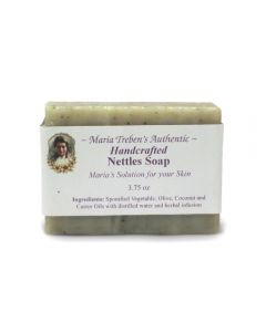 Stinging Nettle Handcrafted Soap (3.75oz) - Maria Treben's Authentic™