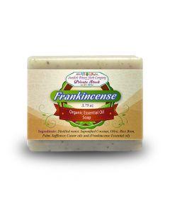 Frankincense 3.75oz Bar Essential Oil Soap - Swedish Bitters Herb Company Private Stock