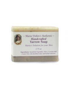 Yarrow Handcrafted Soap (3.75oz) - Maria Treben's Authentic™