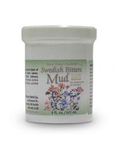 Swedish Bitters Mud (8oz/227ml) jar - Maria Treben's Authentic™
