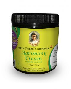 Agrimony Cream (4oz/118ml) - Maria Treben's Authentic™