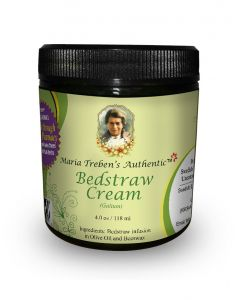 Bedstraw Cream (4oz/118ml) - Maria Treben's Authentic™