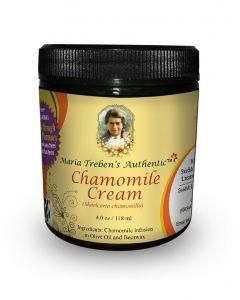 Chamomile Cream (4oz/118ml) - Maria Treben's Authentic™
