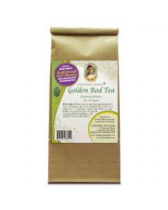 Golden Rod Tea (1lb/454g) BULK - Maria Treben's Authentic™