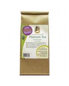 Plantain Tea (1lb/454g) BULK - Maria Treben's Authentic™