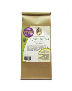 St. John's Wort Tea (1lb/454g) BULK - Maria Treben's Authentic™