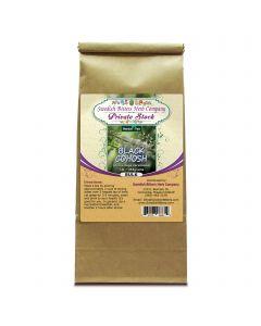 Black Cohosh Root (Cimicifuga racemosa) Herbal Tea (1lb/454g) BULK - Swedish Bitters Herb Company Private Stock