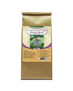 Burdock Root (Cimicifuga racemosa) Herbal Tea (1lb/454g) BULK - Swedish Bitters Herb Company Private Stock