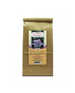 Chaste Tree Berry (Vitex agnus castus) Herbal Tea (4oz/113g) - Swedish Bitters Herb Company Private Stock