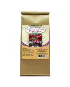 Cramp Bark (Viburnum opulus) Herbal Tea (1lb/454g) BULK - Swedish Bitters Herb Company Private Stock