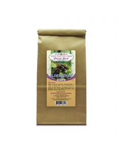 Elderberry (Sambucus nigra) Herbal Tea (4oz/113g) - Swedish Bitters Herb Company Private Stock