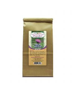 Milk Thistle (Silybum marianum) Herbal Tea (4oz/113g) - Swedish Bitters Herb Company Private Stock