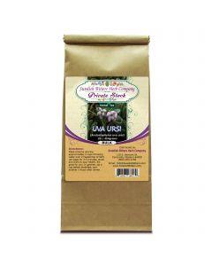 Uva Ursi Leaf (Arctostaphylos Uva Ursi) Herbal Tea (1lb/454g) BULK - Swedish Bitters Herb Company Private Stock
