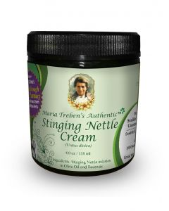 Stinging Nettle Cream (4oz/118ml) - Maria Treben's Authentic™